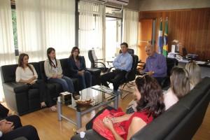 Reunião Assessoria Juridica