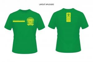 Layout camisetas rede estadual